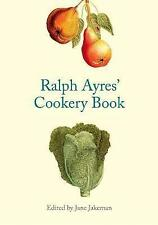 Ralph Ayres' Cookery Book by The Bodleian Library (Hardback, 2006)