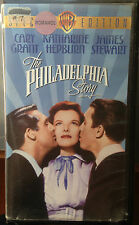 Philadelphia Story (VHS, Special Edition; Clam Shell) 1940 classic; many extras