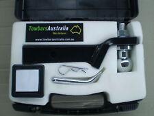 HEAVY DUTY TOWBAR TONGUE BOXED KIT  160mm