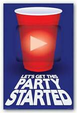 POSTER Red Cup Party