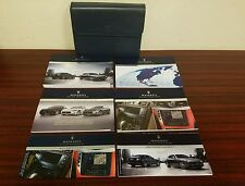 2013 Maserati Quattroporte OEM owners manual with case