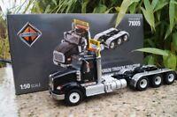 International 1/50 scale HX620 Black Tridem Tractor - By Diecast Masters 71009