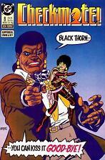 Checkmate # 8 - Comic - 1988 - 9.4
