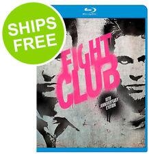 Fight Club (Blu-ray 2009 10th Anniversary) NEW, Sealed, Brad Pitt, Edward Norton