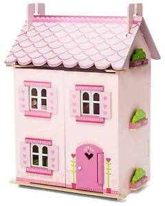 Le Toy Van My First Dream House H136 (Wooden, Furniture included!!)