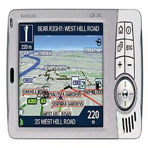Navman iCN 510 3.5-Inch Portable GPS Navigator (ICN-510)