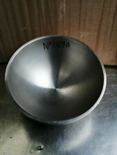 More details for no189a vollrath 47658 stainless steel 18-8 insulated angled serving bowl 4.7l