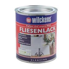 Wilckens 40.5374.00 Fliesenlack, 750ml, Weiß