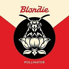 Blondie - Pollinator -  CD - UK Version With  Hidden Track ft Laurie Anderson