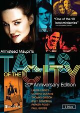 Tales of the City: 20th Anniversary Edition New DVD! Ships Fast!