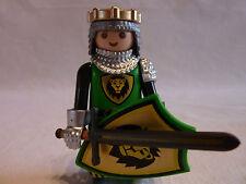 PLAYMOBIL personnage accessoires chateau chevalier soldat roi et son épée n°5