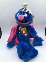 Gund Super Grover Sesame Street 2013 Plush Kids Soft Stuffed Toy Animal Doll