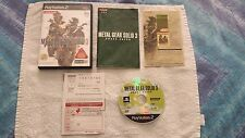 METAL GEAR SOLID 3: SNAKE EATER, PLAYSTATION 2/PLAY2/PS2, JAP/IMPORT/JP, KONAMI