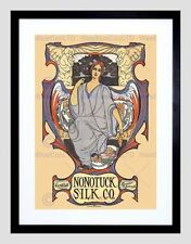 Fabric Framed Decorative Posters & Prints