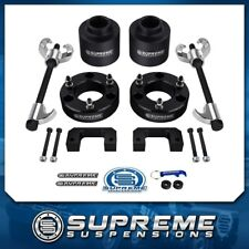 """07-15 Chevy Tahoe Avalanche 1500 3.5"""" FT + 3"""" RR Level Lift Kit w/Compress Tool"""
