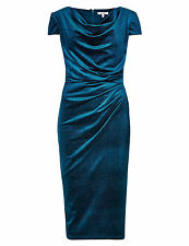 NEW M*S  M*rks and Spencer BLUE SPARKLE PARTY DRESS 8 10 12 14 16 18 20 22