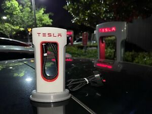 TESLA Supercharger Phone Charger | iPhone Android | & 1 ChargingCable