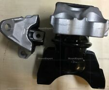 2pcSet Motor Mounts fit AUTO 1.8L Sedan Honda Civic 2012 Top Engine Trans Mount