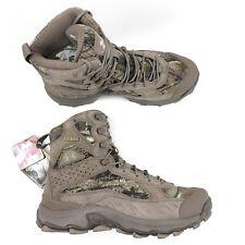 Under Armour Speed Freek Boot Gore Tex Hunt Hike Camo Leather Waterproof Sz 8