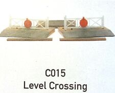 C015 DAPOL   LEVEL CROSSING KIT