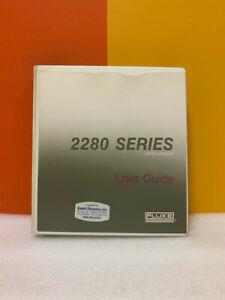 Fluke 2280 Series Data Logger User Guide