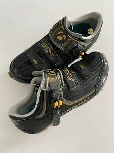 Ladies Bontrager Cycling Shoes, RXL, Carbon, Black & Gold, EU39, UK6