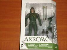 DC Comics ARROW #10 GREEN ARROW Collectible Action Figure Stephen Amell / Queen