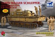 Bronco 1/35 CB35020 Land-Wasser-Schlepper (LWS) Late