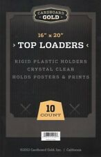 50 Cbg 16X20 Wednesday Dc Comic Book Topload Poster Cover Toploader Holders