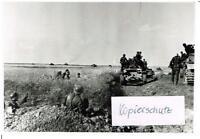 WW 2 Russland Feldzug  1942 13.08.42 Raum Leonowskij 20. Panzer Division