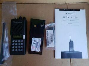 NEW Motorola GTX LTR 900 Mhz