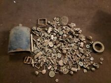 More details for metal detecting finds job lot coins buckles and stuff  interesteing lot