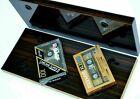 For AKAI gx 79 95 gx75 gx95 wooden sides super glossy side panels