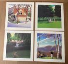 4 Limited Edition Prints Sugarloaf USA Maine 4 Seasons Cathleen Toelke 12x12