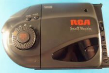 RCA SMALLWONDER CAMCORDER CC604 WITH AMBICO BAG AND 2 EMPTY TAPES