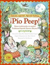 Pio Peep!: Rimas Tradicionales en Espanol [With CD (Audio)] (Mixed Media Product