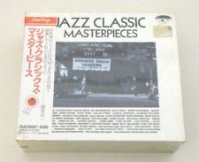 JAZZ CLASSIC MASTERPIECES - RARE BOX 4 CD EMARCY MADE IN JAPAN W/OBI NEW!SEALED