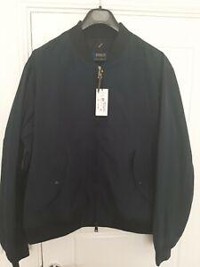 Polo Ralph Lauren Chatham Bombers Jacket Xxl /xxxl rrp £259