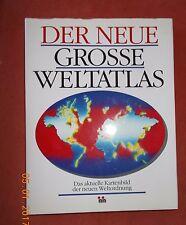 Der Neue große Weltatlas ISIS -Verlag Schweiz   neuwertig mit 144 Seiten