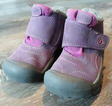 Keen  Toddlers' Girls Waterproof Boots Kootenay Size US 11/EUR 28/UK 10  Hiking