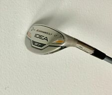 NEW Adams Idea a7 PNT #2 Hybrid Iron / Ozik Program F15 85 Stiff Flex