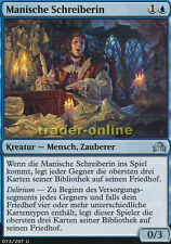2x Manische Schreiberin (Manic Scribe) Shadows over Innistrad Magic