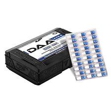 DAA Ultra 120 Kapseln Dose D-Asparaginsäure Stärkster Testosteron Hormon Booster