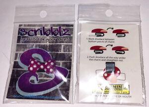 Get 2 Same Shoe Lace Charms - Bow Tie - Graffiti for your laces Bowtie SBZ007