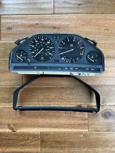 1987-1993 BMW E30 325i Dash Gauge Cluster Speedometer Tachometer OEM Motometer