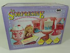 LE SORPRESINE - CUPCAKES DOLL - GELATO DELLE SORPRESE - GIG TONKA 1990 - NUOVO