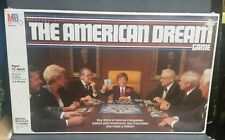 1979 Milton Bradley The American Dream Game Board Game New Factory Sealed READ