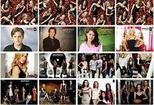 32 postcards of films TV desperate housewives Teri Hatcher Felicity Huffman new