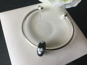 Pandora Charm Murano Armband Armreif Open bangle  für Pandora