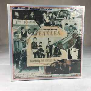 "The Beatles Anthology 1 Vintage 500 Piece Jigsaw Puzzle 19"" x 19"" BB34015 New"